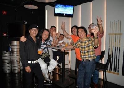 Members Night (15 March 2014)