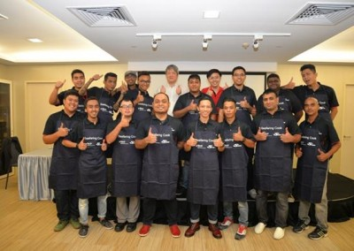 Seafaring Cook Place And Training Programme (13 Aug 2014)