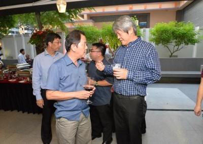 Networking Night (19 Sept 2014)