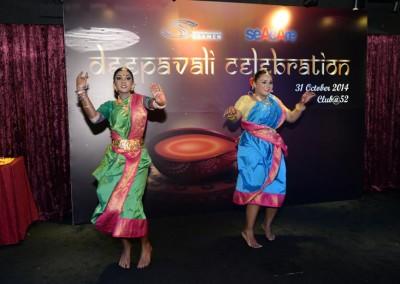 Deepavali Celebration (31 Oct 2014)