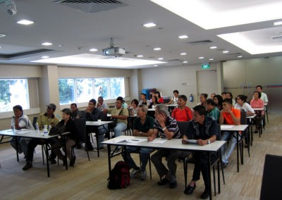 Seacare Environmental Training Course (23 Mar 2014)